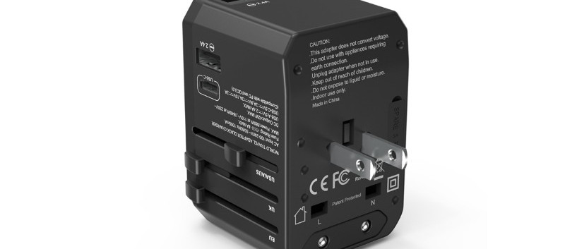 PD308 Universal Quick Charger US