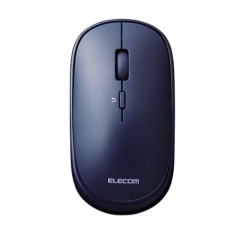 ELECOM Slint 28mm Thin Bluetooth 4.2 Mouse (with Pouch)
