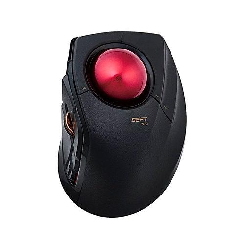ELECOM DEFT PRO Trackball Mouse (Index Finger Type)