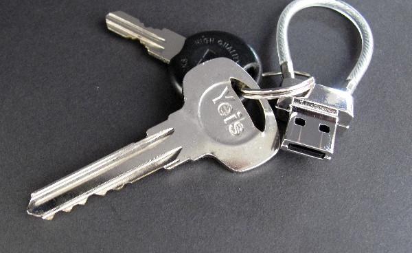 SmartGo Smart Lock, key chain