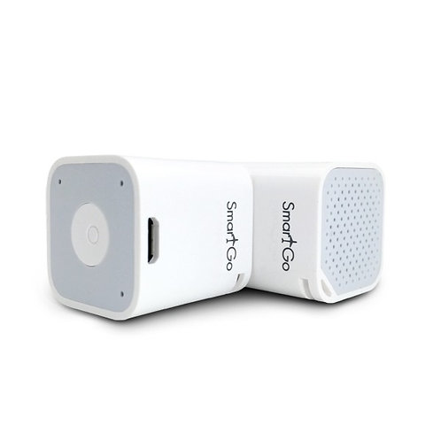 SmartGo Smart Cube 4-in-1 Mini Bluetooth Speaker