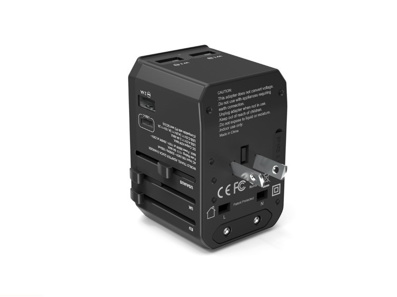 PD308 Universal Travel Adapter AU