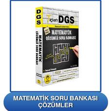 Matematik Soru Bankası Çözümleri