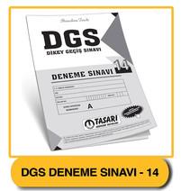 DGS Deneme 14 Çözümleri