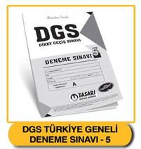 DGS Deneme 5 Çözümleri