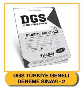 DGS Deneme 2 Çözümleri