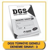 DGS Deneme 3 Çözümleri