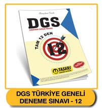 DGS Deneme 12 Çözümleri