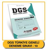 DGS Deneme 10 Çözümleri