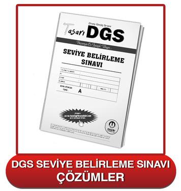 DGS Seviye Belirleme Çözümleri