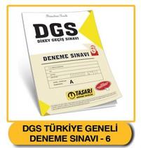 DGS Deneme 6 Çözümleri