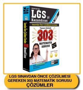 LG Sınavdan Önce Çözülmesi Gereken 303 Matematik Sorusu