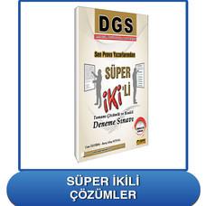 DGS Süper İkili Çözümleri