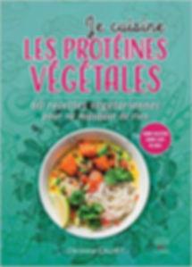 Protéines végétales Christine Calvet