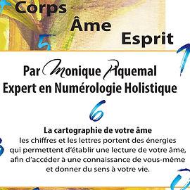 Monique Piquemal Numérologue Holistique