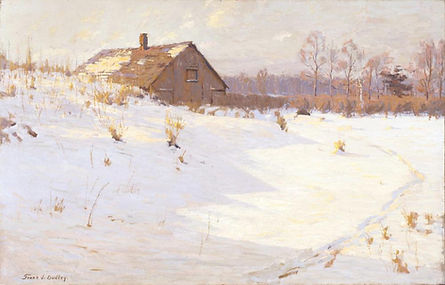 Frank Virgil Dudley Winter's Afternoon.j