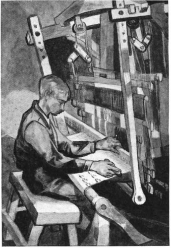 Helen West Heller, Mural Children At Work and at Play