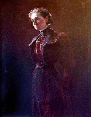 Alice Kellogg Tyler: Portrait of Jane Addams