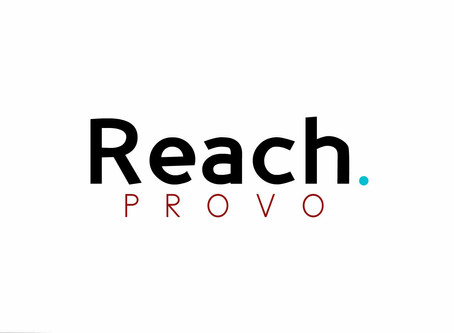 Reach Provo is back!
