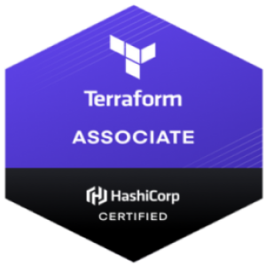 Terraform-Associate-Badge