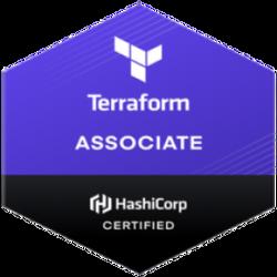 Terraform-Associate-Badge