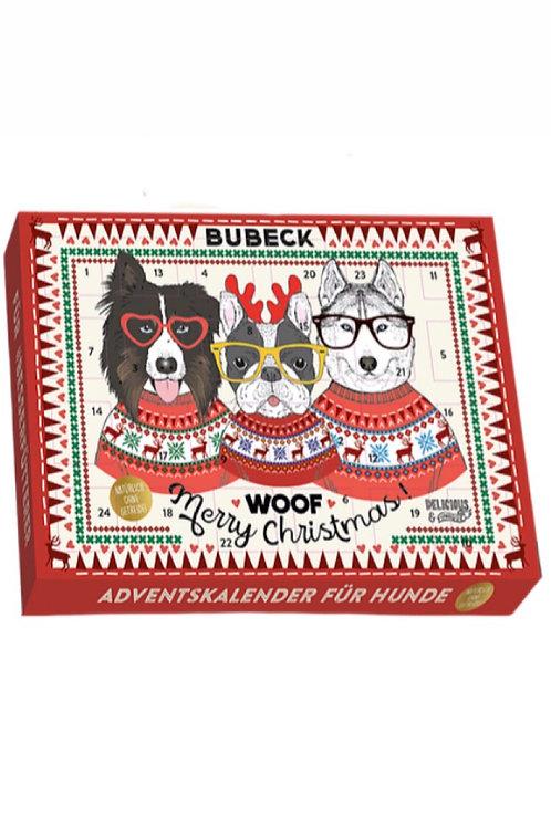 Bubeck - Hipster Adventskalender - getreidefrei