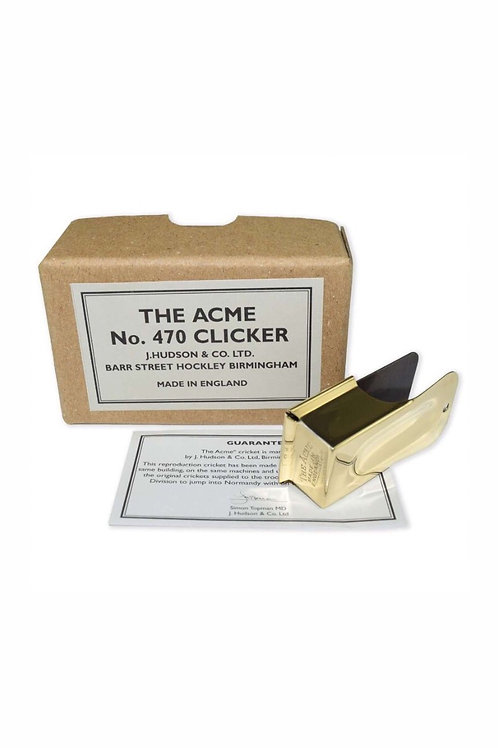 ACME No. 470 Clicker