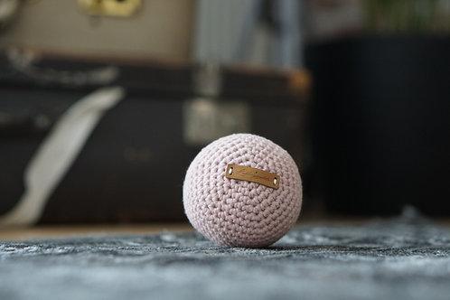 Lieblingspfote Gehäkelter Ball Rosa
