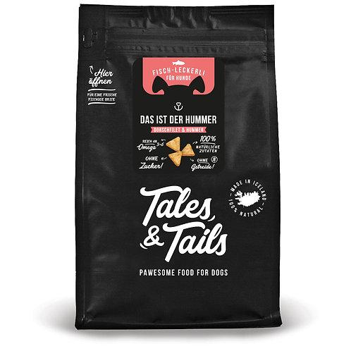 Tales &Tailes ICEBARKS – DAS IST DER HUMMER!