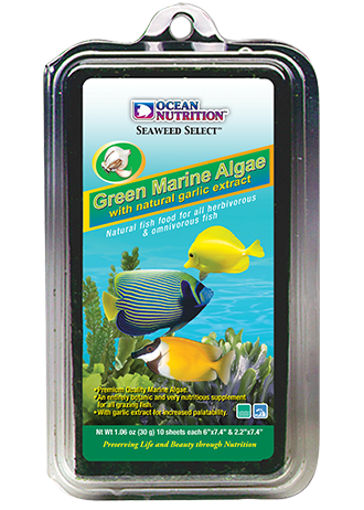Green Marine Algae 30g