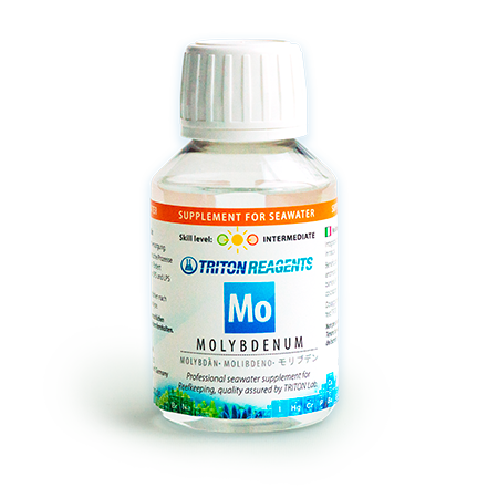 Molybdenum Trace Element Seawater Supplement