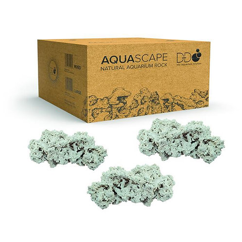 DD AQUASCAPE ROCK 20KG LARGE BOX 3 - 4.5KG