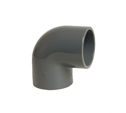 25 mm pvc 90 degree elbow