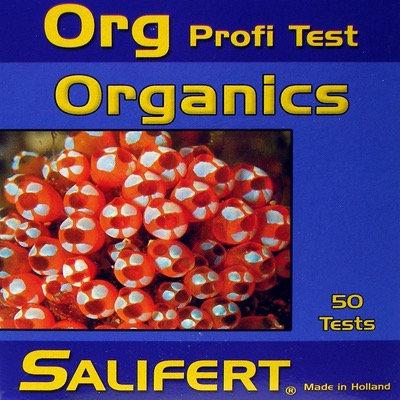 Salifert Organics Test kit