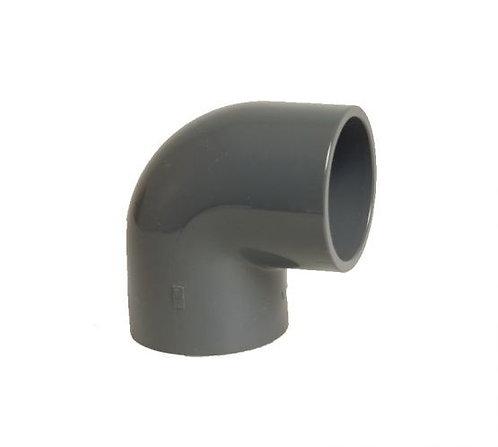 40 mm pvc 90 degree elbow