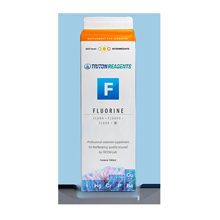 Fluorine Macro Element Seawater Supplement