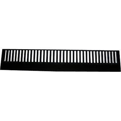 Weir comb.