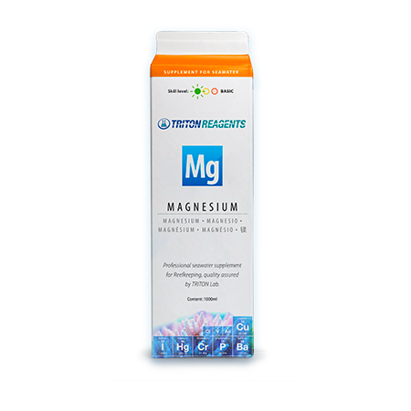 Magnesium Macro Element Seawater Supplement