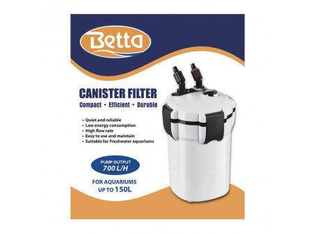 Betta external canister filter 700