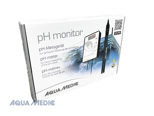 Aquamedic PH Monitor