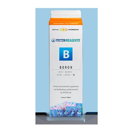 Boron Macro Element Seawater Supplement