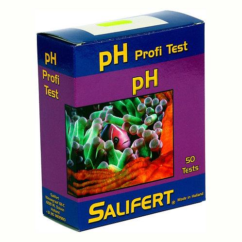 Salifert pH Testing
