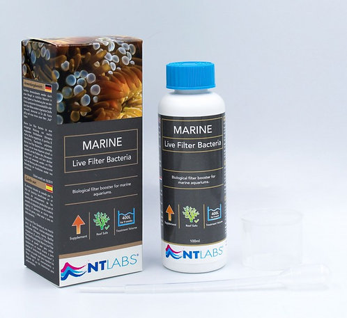 NT labs Marine - Live Filter Bacteria