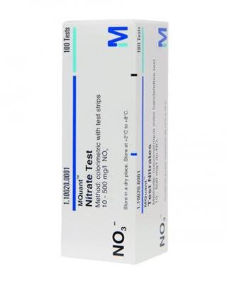 Replacement test strips for Nitracheck 404