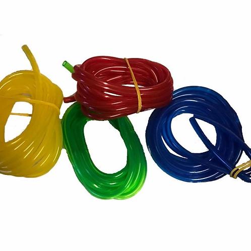 D-D Colored Dosing Tube (4 colours x 2m