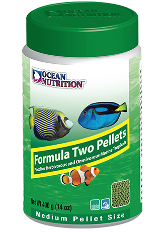 Formula Two Pellets Small