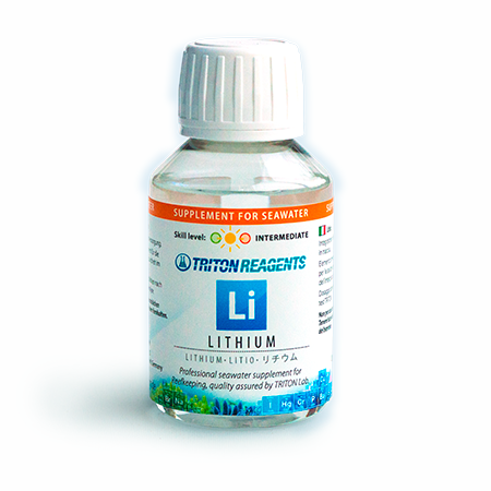 Lithium Trace Element Seawater Supplement