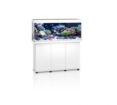 Juwel Rio 240 LED Marine Aquarium and Cabinet (White)