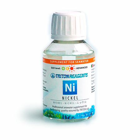 Nickel Trace Element Seawater Supplement