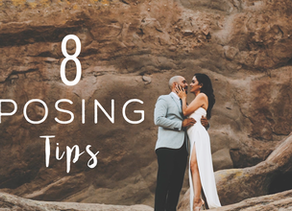 8 Engagement Video Posing Tips
